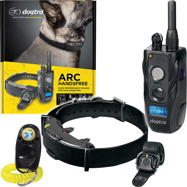 DOGTRA ARC HANDS FREE Dog Remote Training Collar
