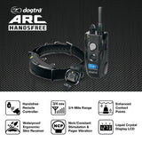 Dogtra Arc Hands free Remote Training Collar features