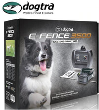 DOGTRA EF-3500 ™ - Dog Containment System (Up to 40 Acres)