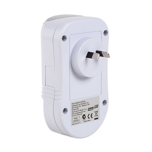 plug of the Good Life Pest Repeller Ultimate® AT  Indoor Ultrasonic Pest Repeller