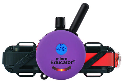 Micro Educator Rechargeable Dog Remote Training eCollar