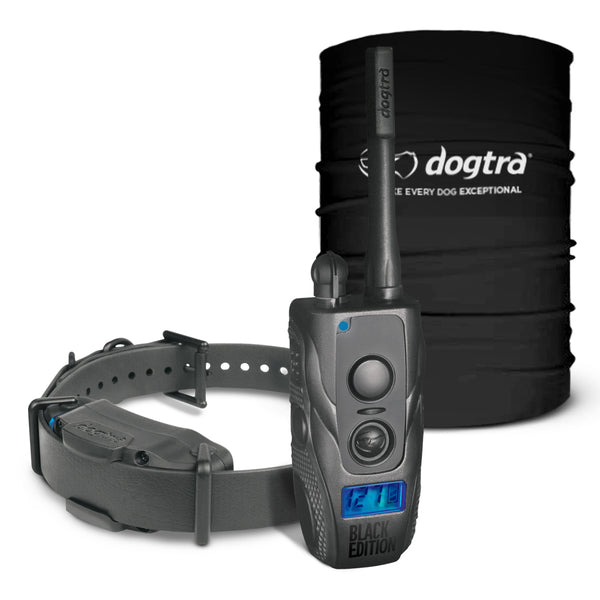 Dogtra 1900s Black Remote Training Collar System