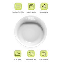 Petmii Digital Feeding Bowl features