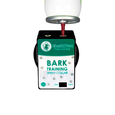 Barktec BT-100 Multi-Pet Bark Control Kit for 2 Dogs - Citronella Spray Collar