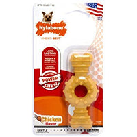 Nylabone® Dura Chew Textured Ring Dog Chew Toy