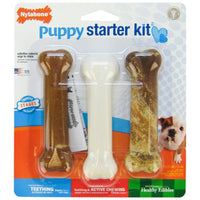 Nylabone® Puppy Starter Kit - Chewing Toy Bone