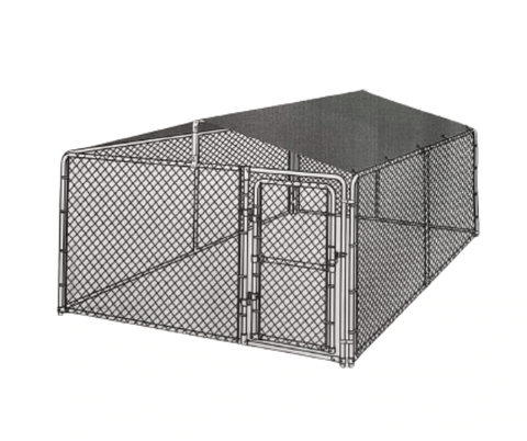 4m x 2.3m x 1.8m Kennel Roof (Roof Only)