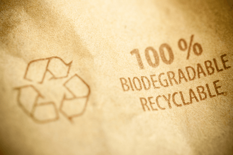 biodegradable recyclable