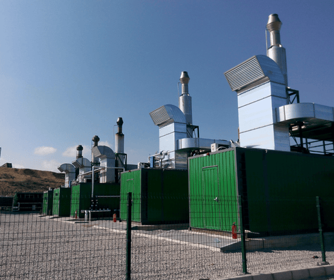 Converting landfill gas to energy in Northern Turkey