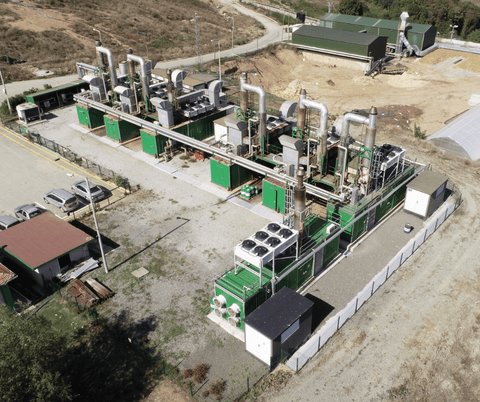 Samsun Landfill Gas to Energy Project