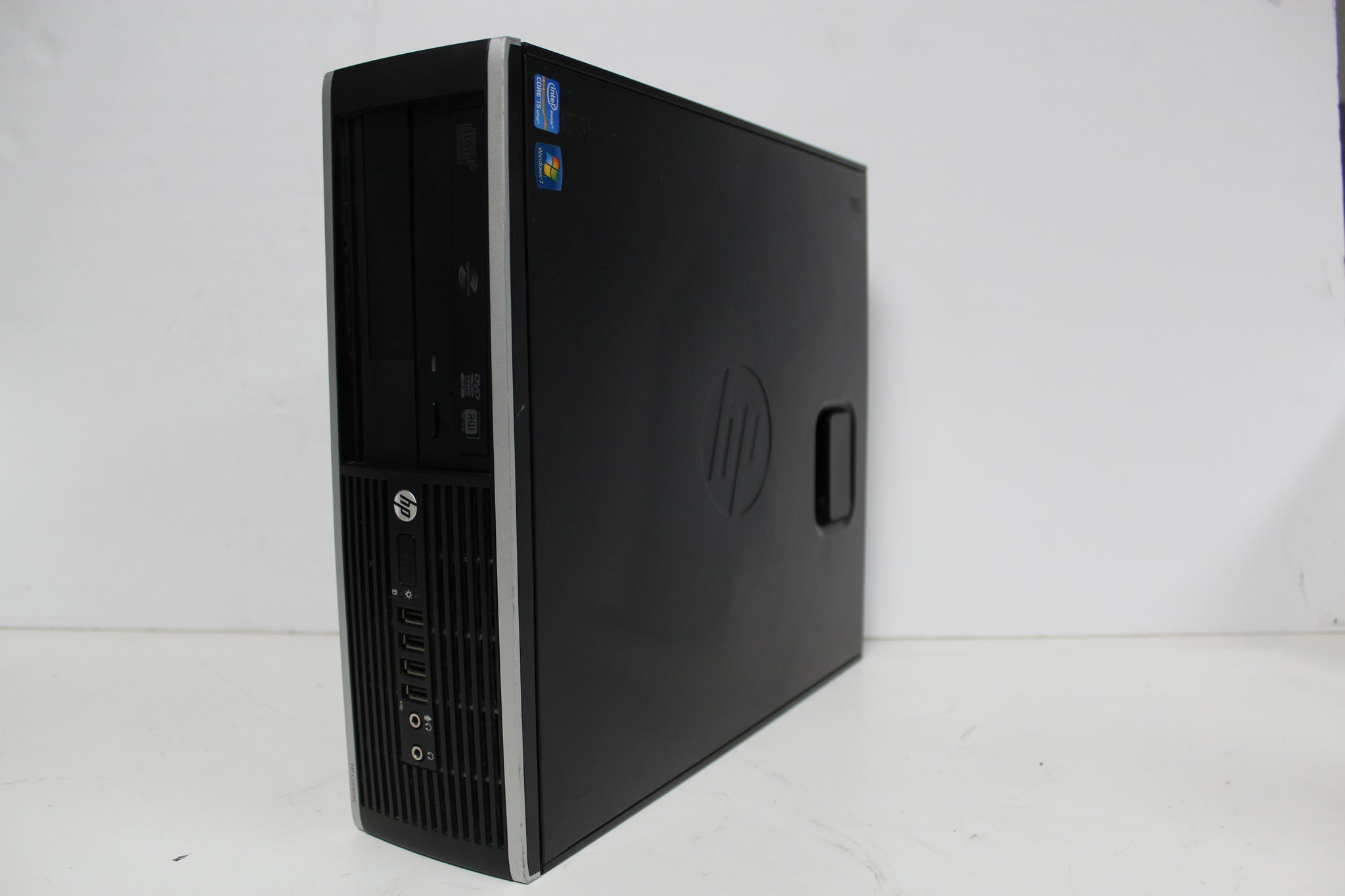 HP Compaq Elite 8200 Small Form Factor Refurbished Desktop Intel i5 Processor