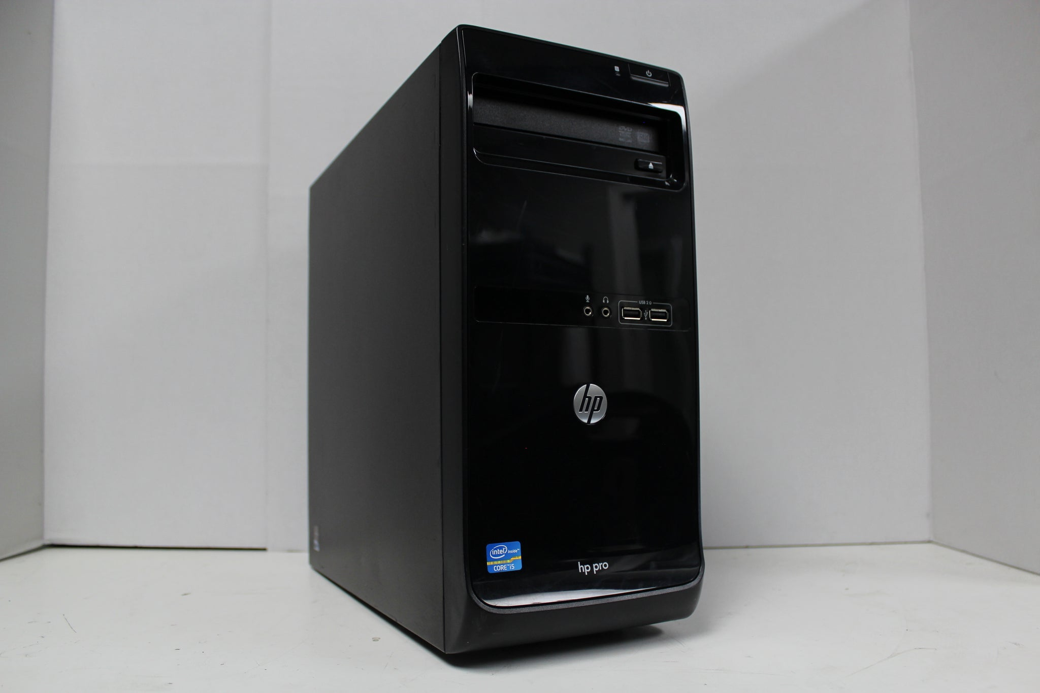 HP Pro 3500 MT Refurbished Desktop Intel i5 Processor