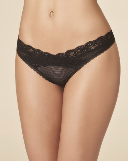 Passionata - Brooklyn Tanga - Black
