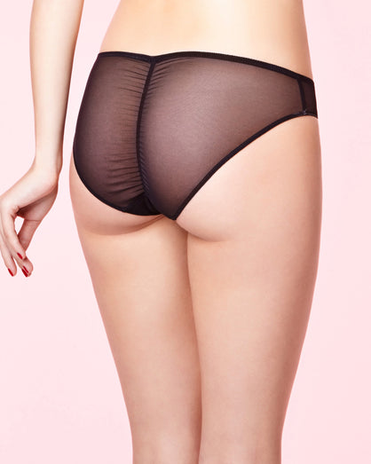 Chantal Thomass - Encens Moi Brief - Black
