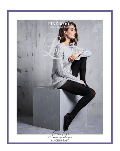 Levante - Fine Wool Tights