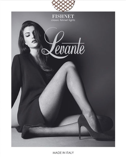 Levante - Classic Fishnet Tights