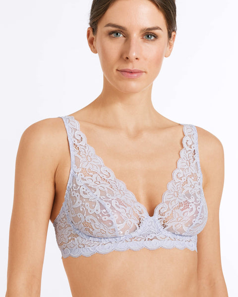 Hanro - Moments Soft Cup Bra - Lavender Frost