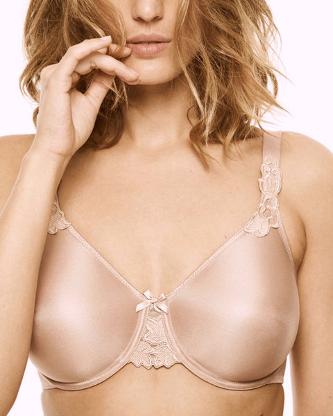 Chantelle - Hedona Moulded Underwire Bra - Nude