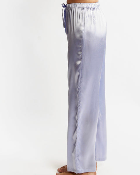Love&Lustre - Silk Sleep Pant - Sweet Pea