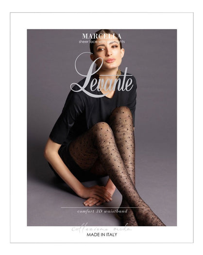 Levante - Marcella Lace Spot Tight