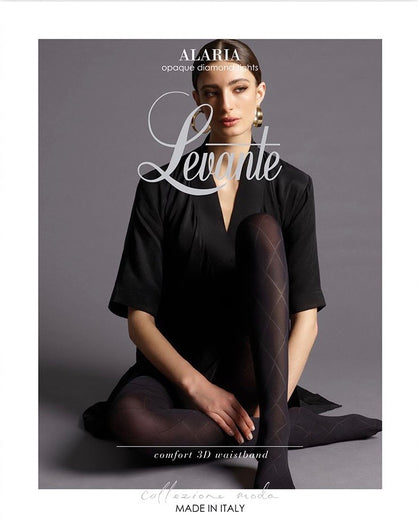 Levante - Alaria Opaque Diamond Tights