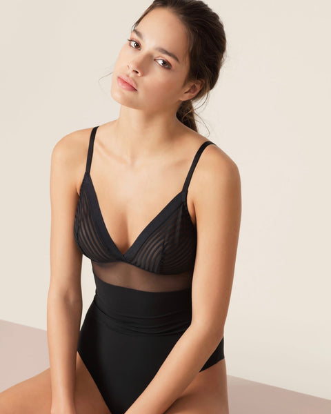 Marie Jo - L'Aventure Salvador - Bodysuit - Black (NEW SIZES JUST IN)