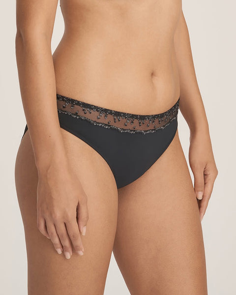 Prima Donna Twist - 1919 Brief - Black