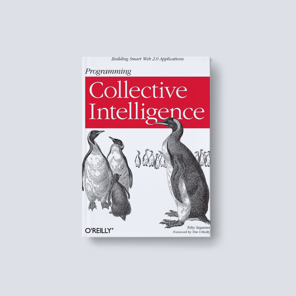 Programming Collective Intelligence