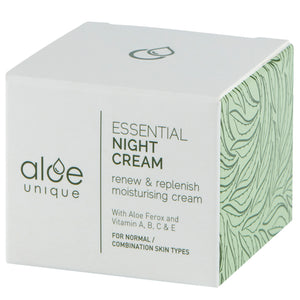 Nachtcreme Essential Night Cream, 50 ml