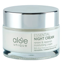 Laden Sie das Bild in den Galerie-Viewer, Nachtcreme Essential Night Cream, 50 ml