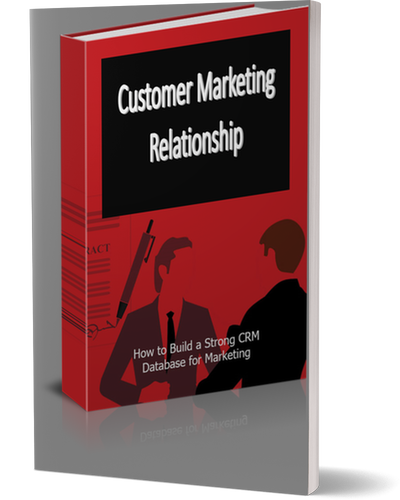 Customer Marketing Relationship E-book