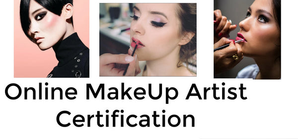 Makeup Artist Certification Online Training