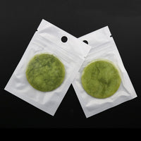 Round Jade Stone for Eyelash Extension Glue
