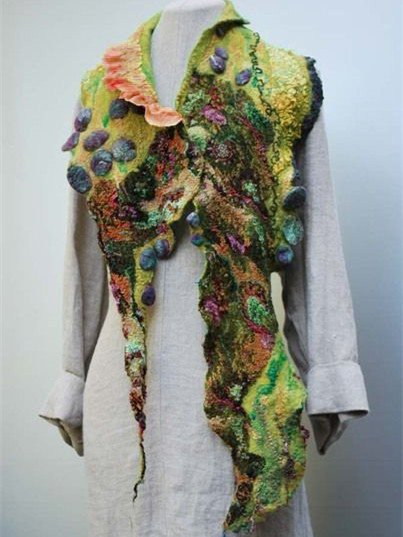 Casual Cotton-Blend Scarves