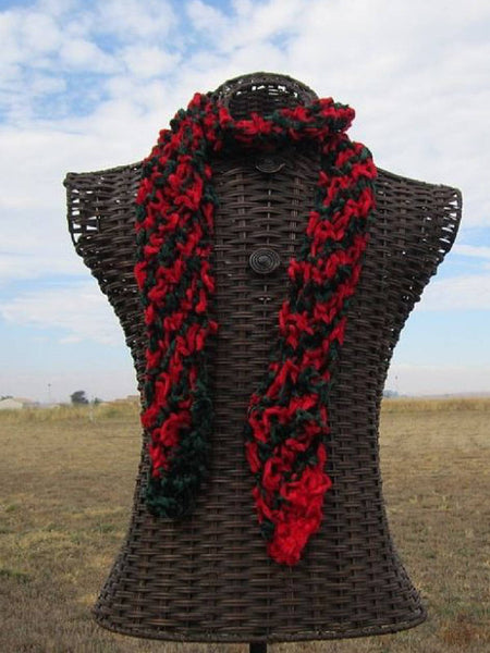 Knitted Scarves & Shawls