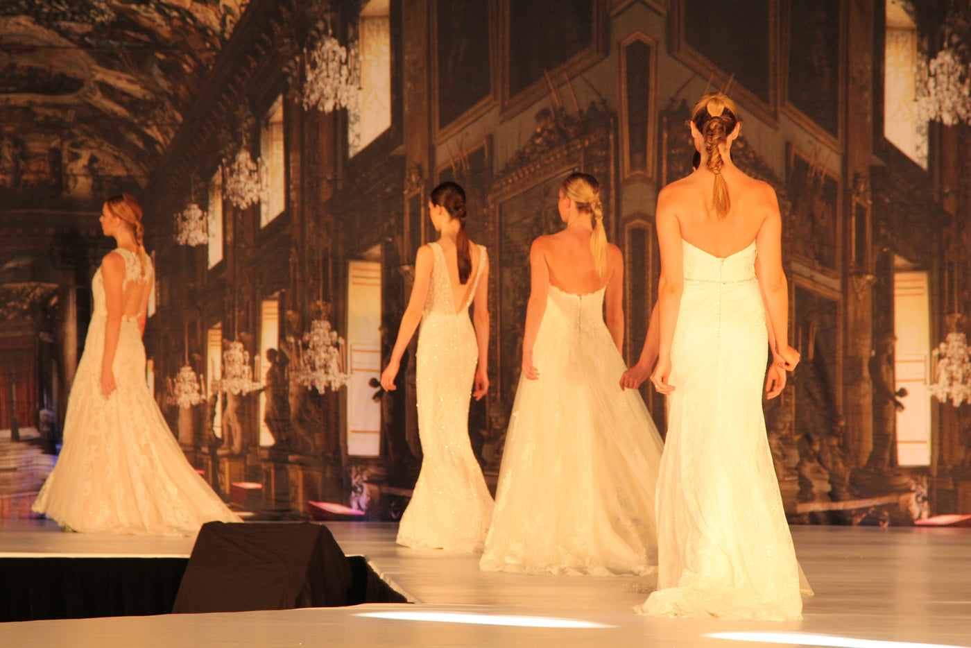 ENZOANI TAKES CENTRE STAGE AT THE ULTIMATE BRIDAL EVENT