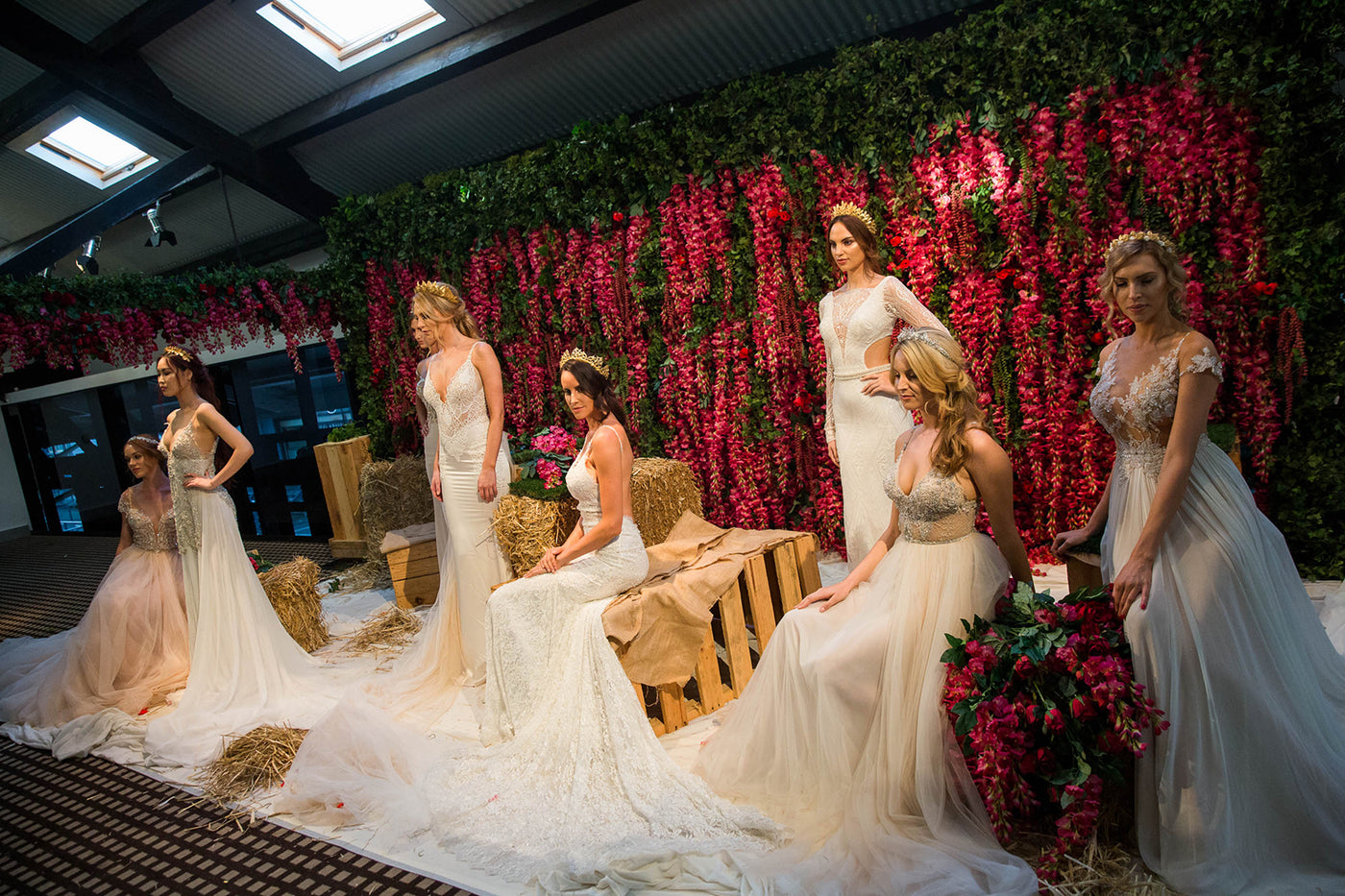 ETERNAL BRIDAL PREMIERES GALA BY GALIA LAHAV