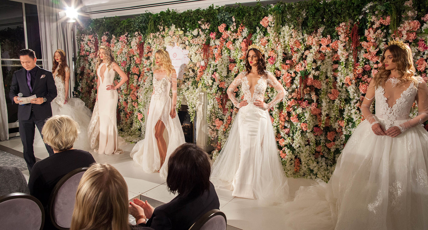 GALIA LAHAV COUTURE LAUNCH AT THE LANGHAM HOTEL