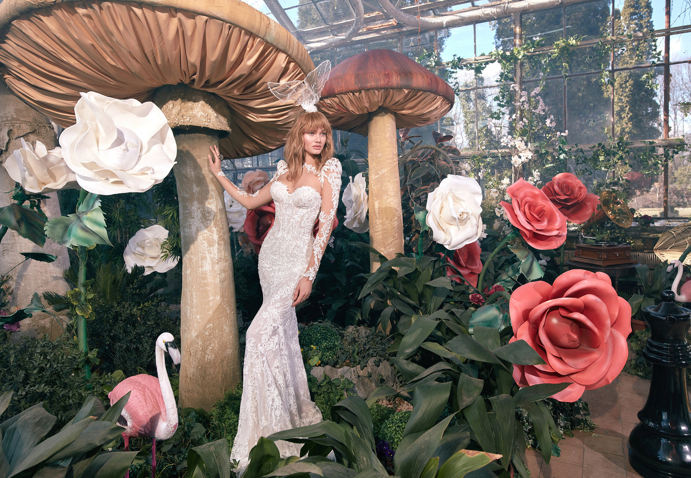 TOP TRENDS FROM GALIA LAHAV NEW YORK BRIDAL MARKET COLLECTION