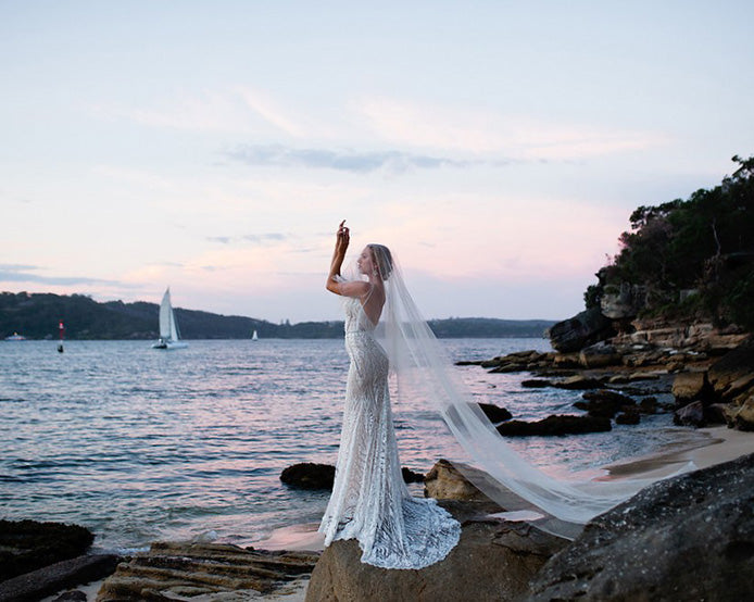 WIND, WATER, DUSK, DAWN - EDITORIAL WITH TEALILY PHOTOGRAPHY