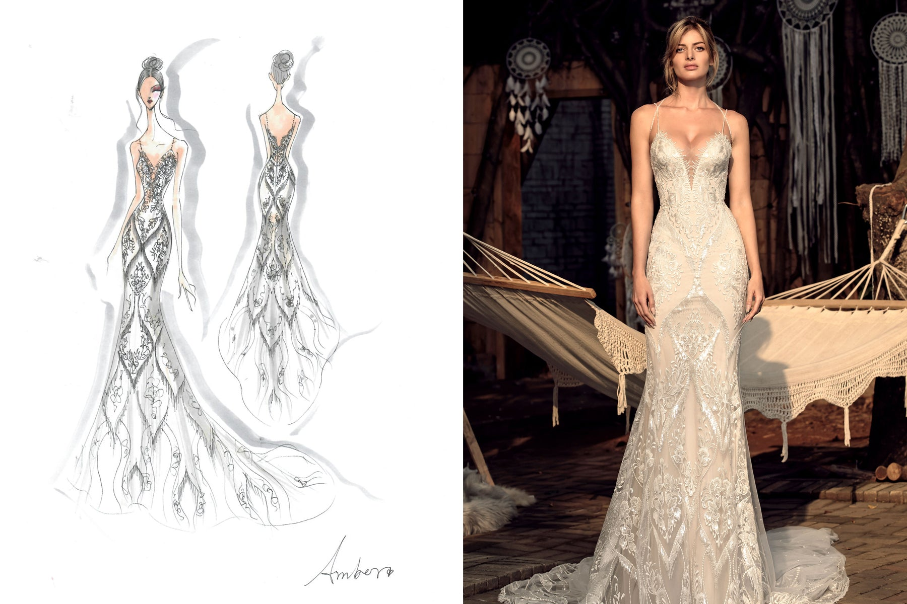 Eternal-bridal-wedding-dress-chic-nostalgia-mellow-collection-roza