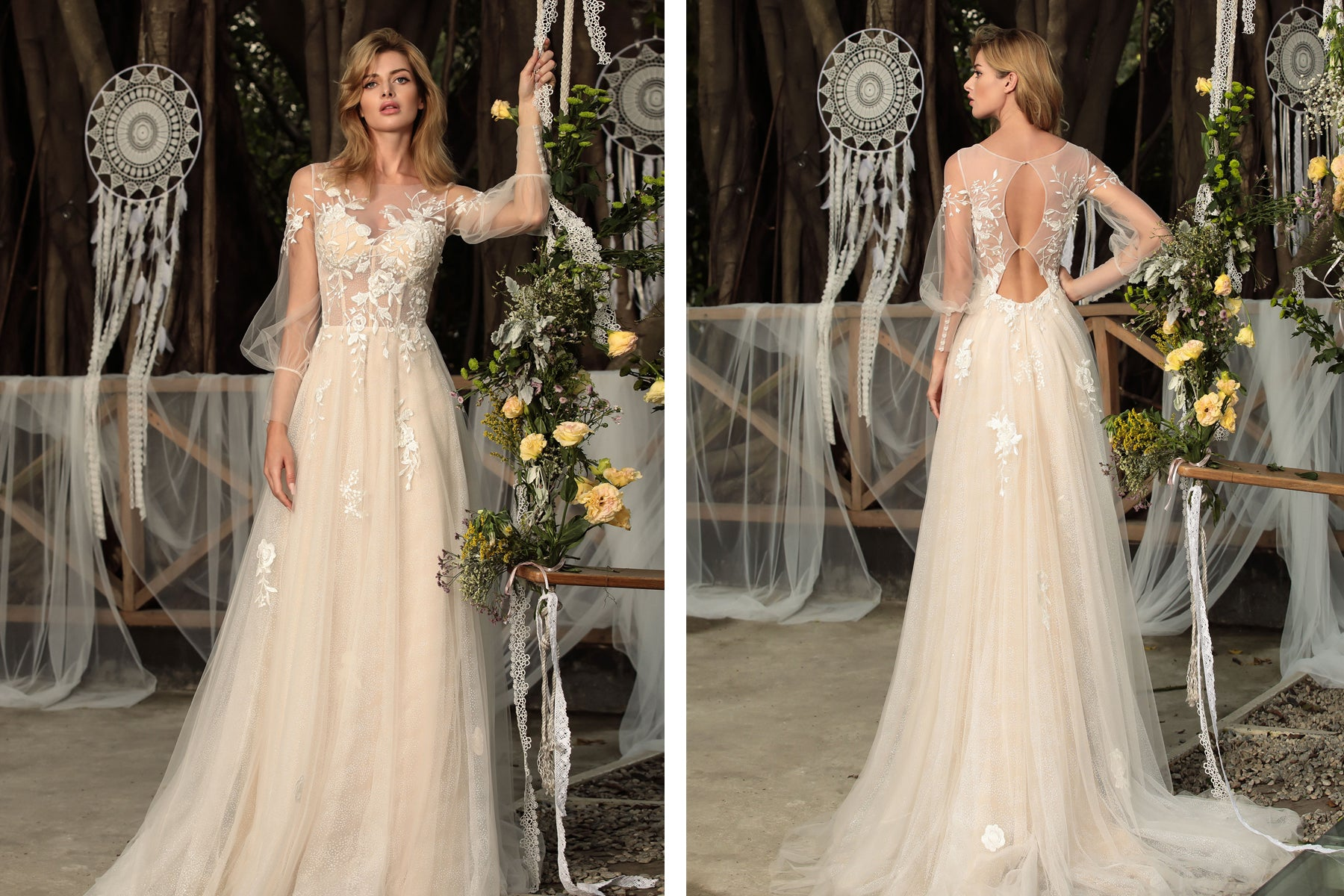 Eternal-bridal-wedding-dress-chic-nostalgia-mellow-collection-tessa