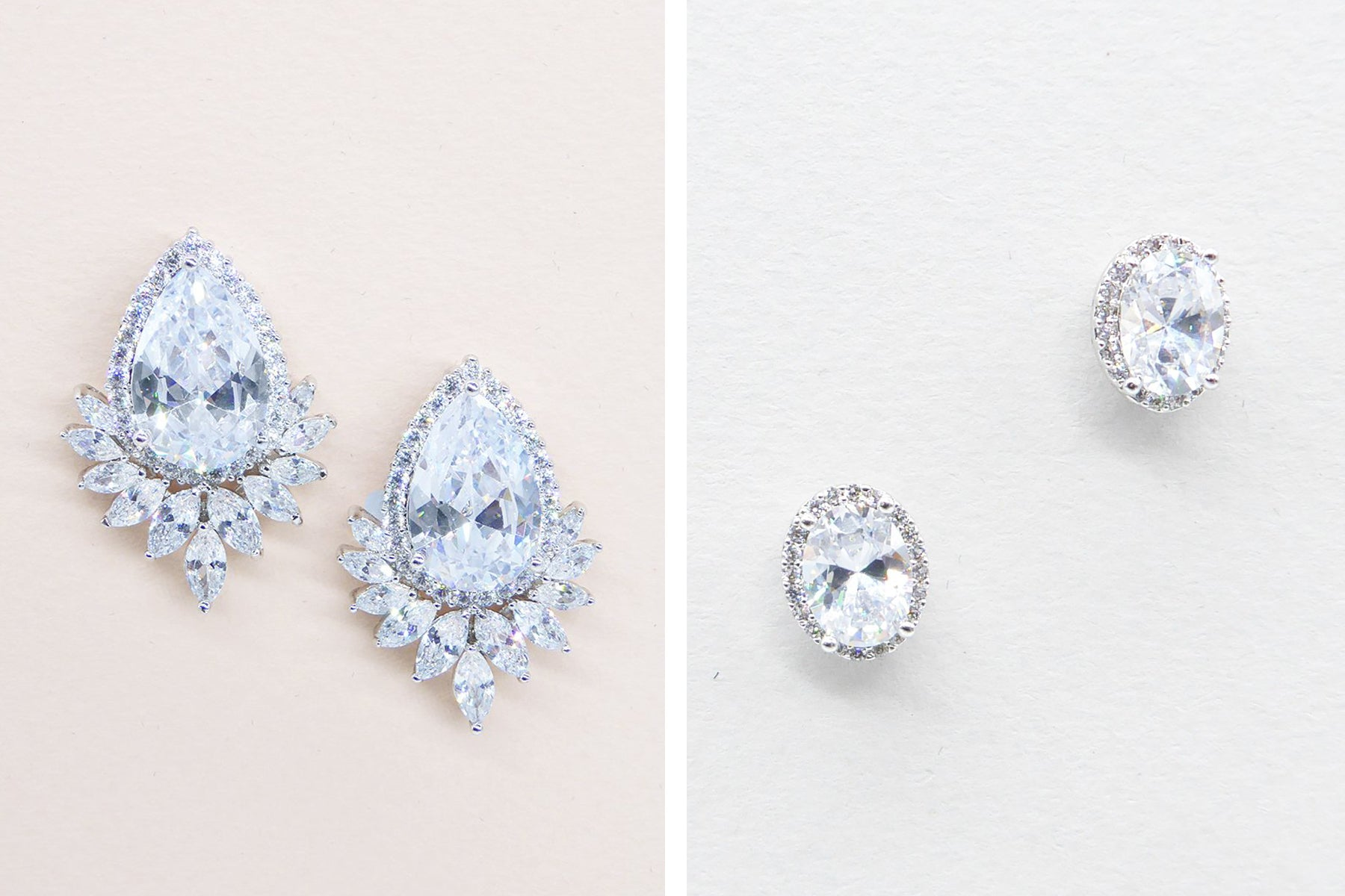 eternal-bridal-earrings-studs