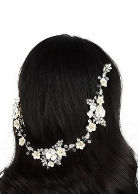Desire Vine, Headpiece, Eternal Bridal - Eternal Bridal