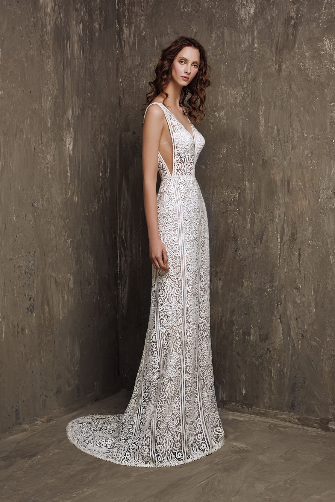 Cybel - Sample Gown, Online Sample Sale, Chic Nostalgia - Sample Gown - Eternal Bridal