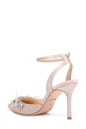 Alice - Nude - Last Pair, Shoes, Badgley Mischka - Eternal Bridal