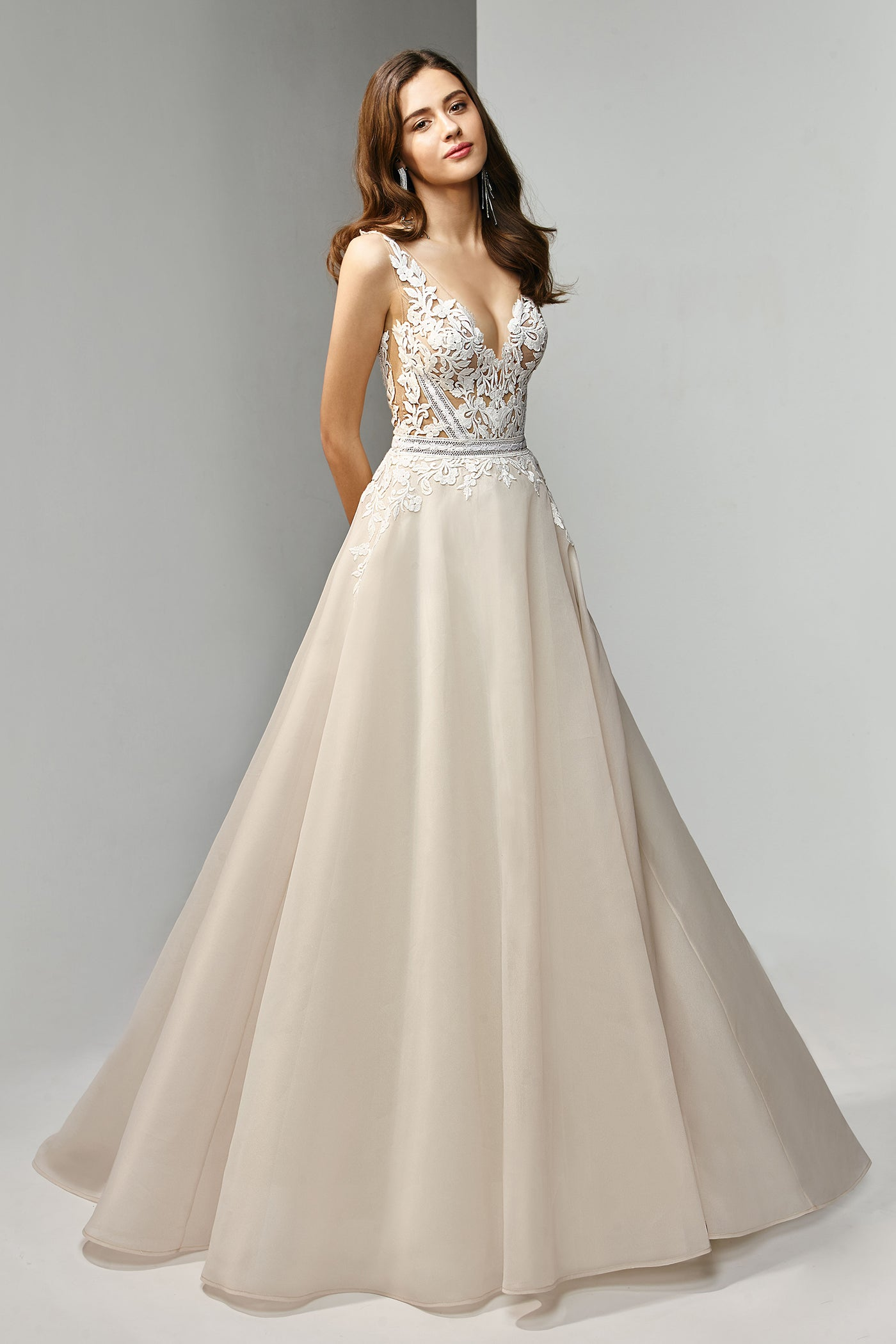 Willa, Gown, Beautiful by Enzoani - Eternal Bridal