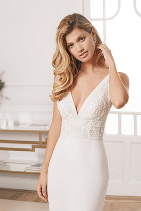 Nayira - New, Gown, Aire Barcelona - Eternal Bridal