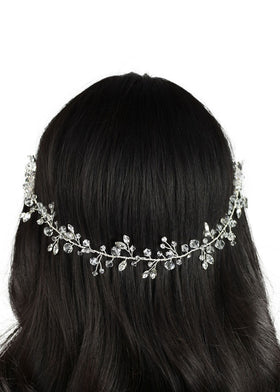 Crystal Garden Vine, Headpiece, Eternal Bridal - Eternal Bridal