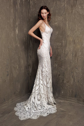 Bette, Gown, Chic Nostalgia - Eternal Bridal